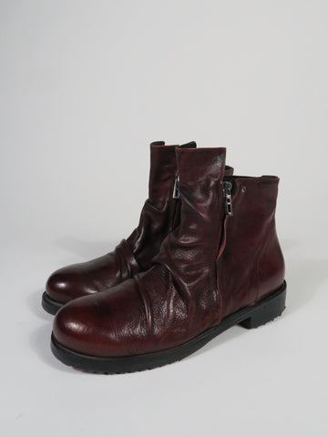 BA14 Ankle Boot - Chianti