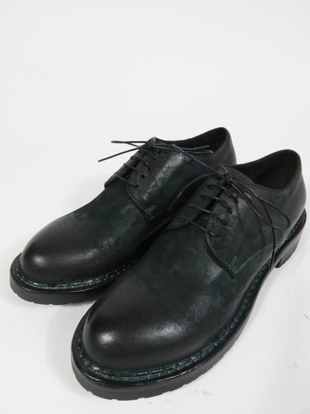 10340 Brogue in Bottle Green
