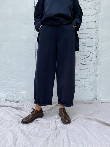 310P0 Trousers - Navy
