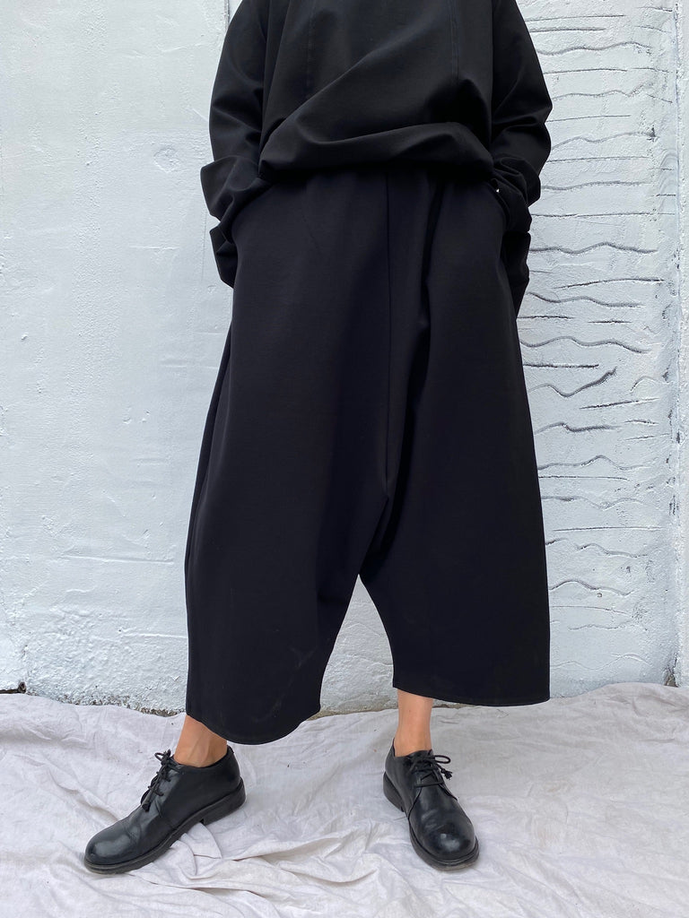 399P0 Trousers - Black