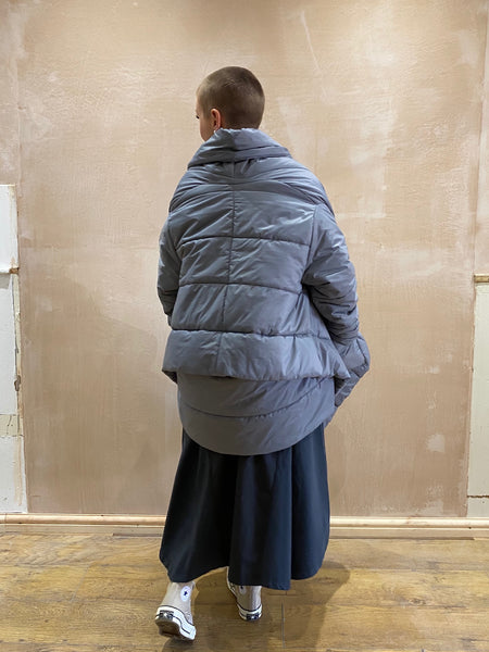 Grey Satsums Coat