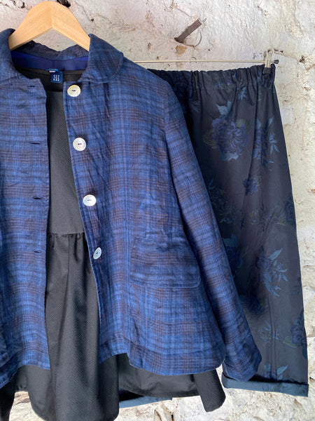 Officinae GH001 Check Jacket