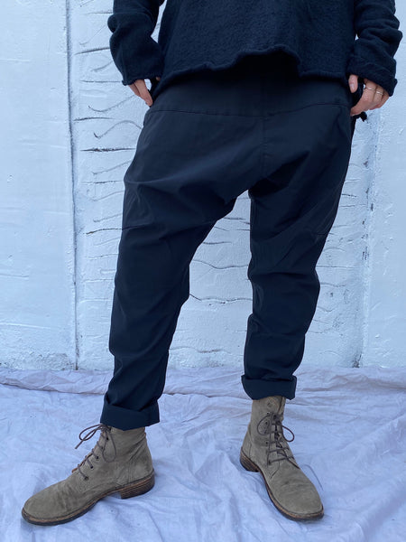 344 0118 Trousers - Steel