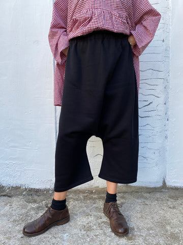 PT001 Sweatshirt Fabric Trousers