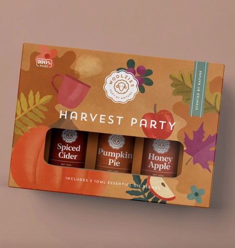 Harvest Party Essential Oils