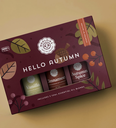 Hello Autumn Essential Oils