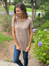 Essential Tunic Tee