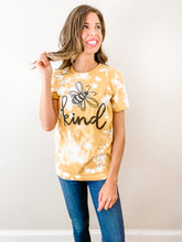 Bee Kind - Bleached Out Tie Dye