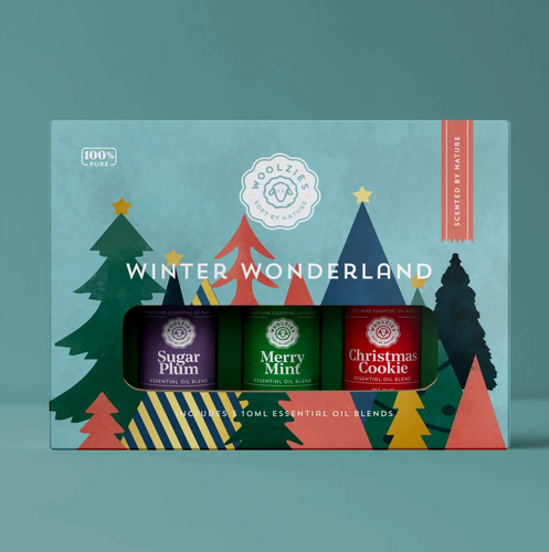 Winter Wonderland Essential Oils