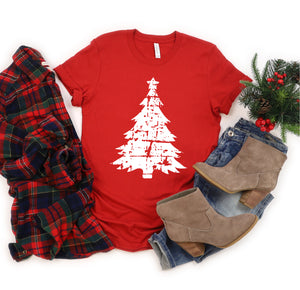 Christmas Tree Tees