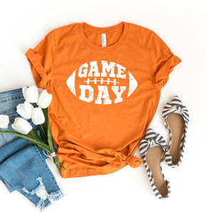 Game Day Distressed