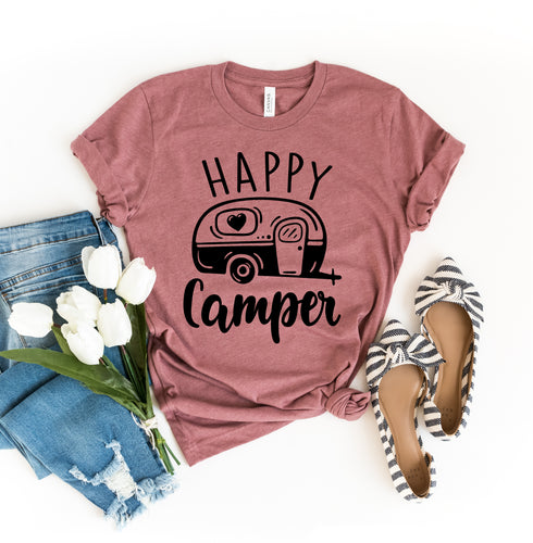 Happy Camper Tees