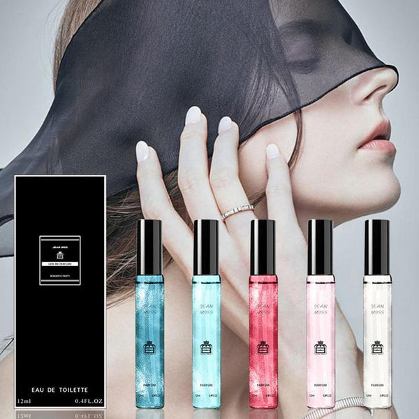 Female Parfum Women Quicksand Perfumed Men with Pheromone Body Spray Scent Lasting Flower Fruit Fragrance for Sweat Deodorant