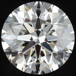 1.81 Carat ROUND / VS1 / F Color Natural Diamond