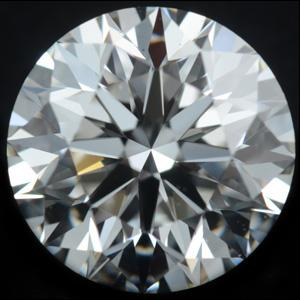 2.01 Carat ROUND / VS1 / F Color Natural Diamond
