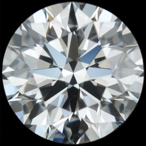 1.24 Carat ROUND / VS1 / D Color Natural Diamond