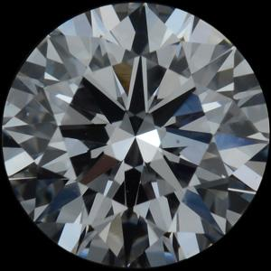 1.10 Carat ROUND / VS2 / D Color Natural Diamond