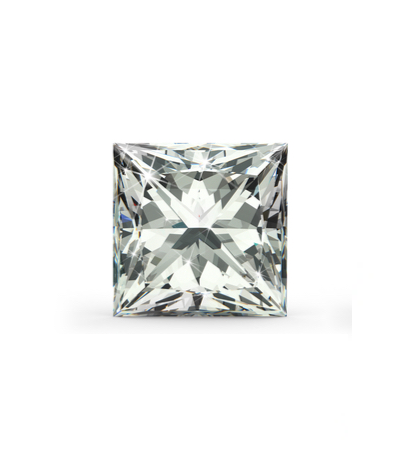PRINCESS CUT LOOSE STONE
