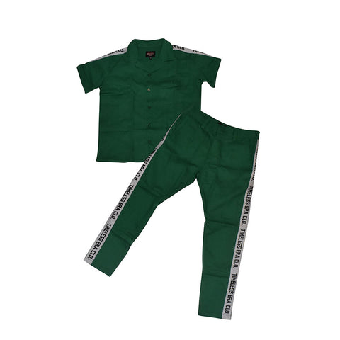 Work Suit - Green