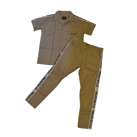 Work Suit - Khaki