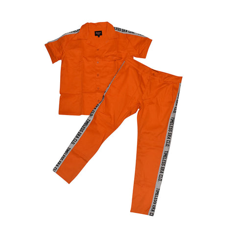 Work Suit - Orange