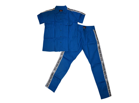 Work Suit - Blue