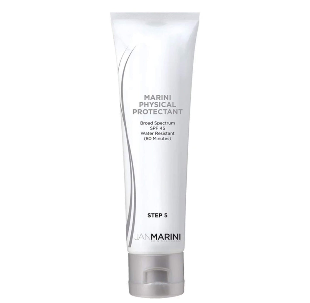 JAN MARINI Physical Protectant SPF45 (Tube) 57g | Beautology Online.