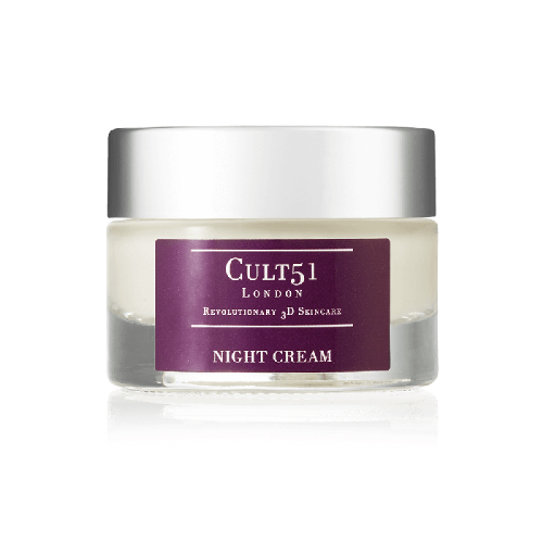 Cult51 CULT51 Night Cream 50ml | Beautology.