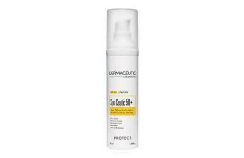buy Dermaceutic Sun Ceutic 50+ 50ml at Beautology Online.