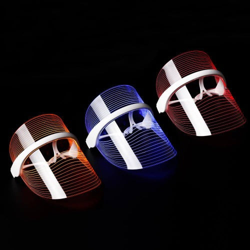 BEAUTOLOGY GADGETS LED Light Therapy Face Mask - 3 Colours.