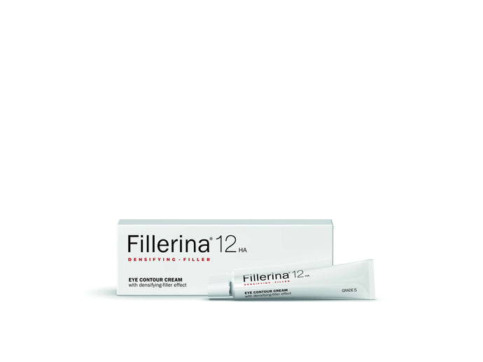 buy Fillerina 12HA Densifying-Filler Eye Cream - Grade 5 at Beautology Online.