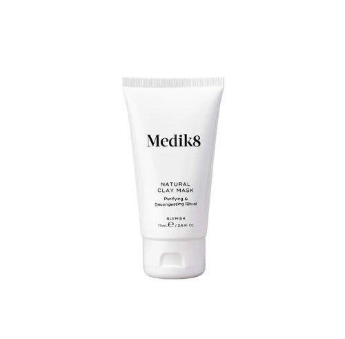 buy Medik8 Natural Clay Mask at Beautology Online.