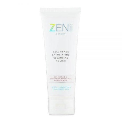 ZENII Cell Sense Daily Exfoliating Polish | Beautology Online.