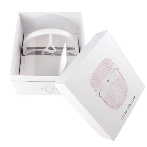 BEAUTOLOGY LED Light Therapy Facial Visor - 3 Colours | Beautology Online.