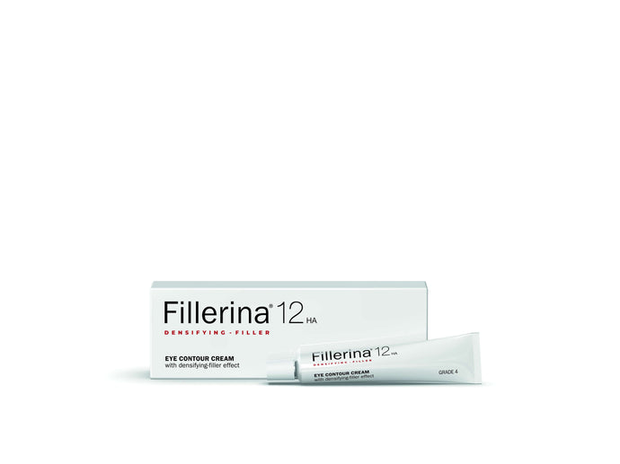 buy Fillerina 12HA Densifying-Filler Eye Cream - Grade 4 at Beautology Online.