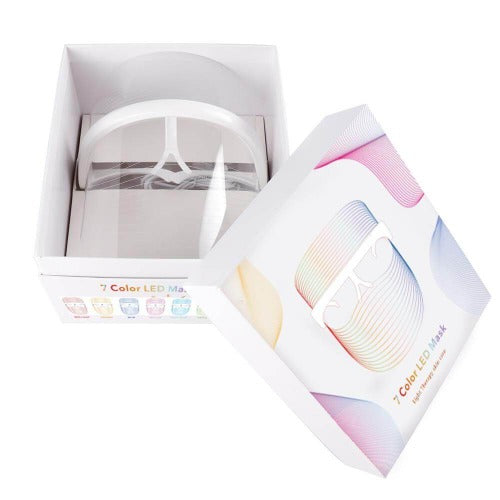 buy LED Facial Mask - 7 Colours at Beautology Online.