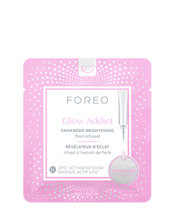 buy FOREO Glow Addict Mask x6 at Beautology Online.