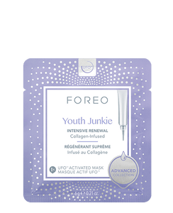 buy FOREO Youth Junkie Mask x6 at Beautology Online.