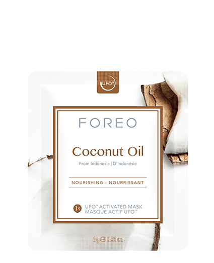 buy FOREO Coconut Oil Mask x6 at Beautology Online.
