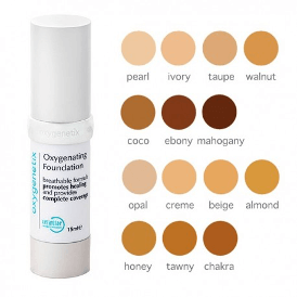 Oxygenetix OXYGENETIX Breathable Foundation | Beautology.