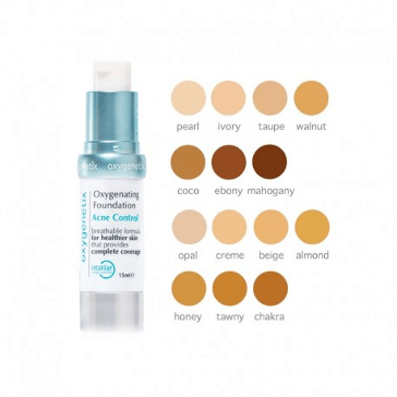 Oxygenetix OXYGENETIX Acne Control Foundation | Beautology.