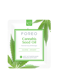 buy FOREO Cannabis Seed Oil Mask x6 at Beautology Online.