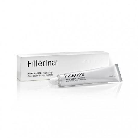 buy Fillerina Grade 2 Night Cream Treatment at Beautology Online.