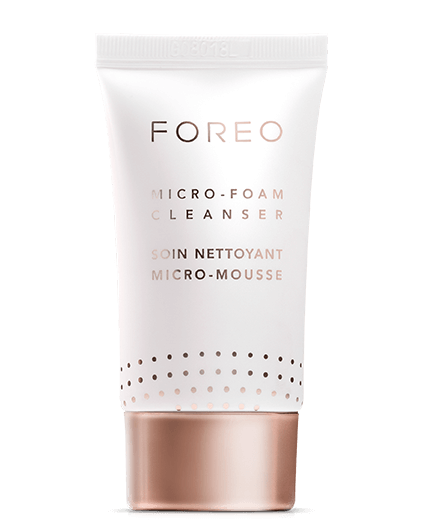 FOREO Micro-Foam Cleanser.