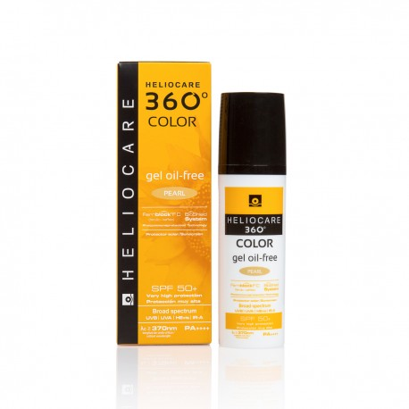 Heliocare HELIOCARE 360° Color Oil Free Gel Spf50 | Beautology.