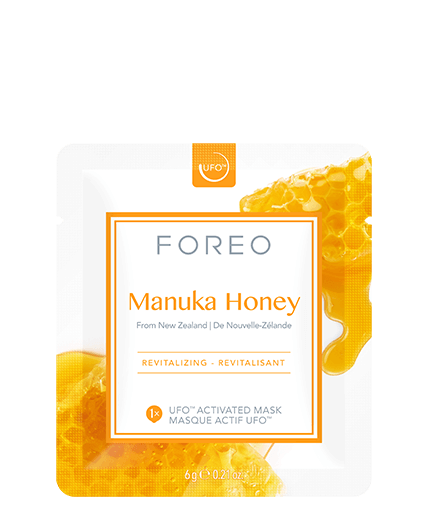 FOREO UFO Mask Manuka Honey x 6.