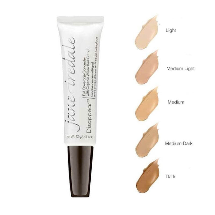 Jane Iredale JANE IREDALE Disappear Full Coverage Concealer | Beautology.