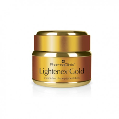 buy Pharmaclinix Lightenex Gold Cream 30Ml at Beautology Online.