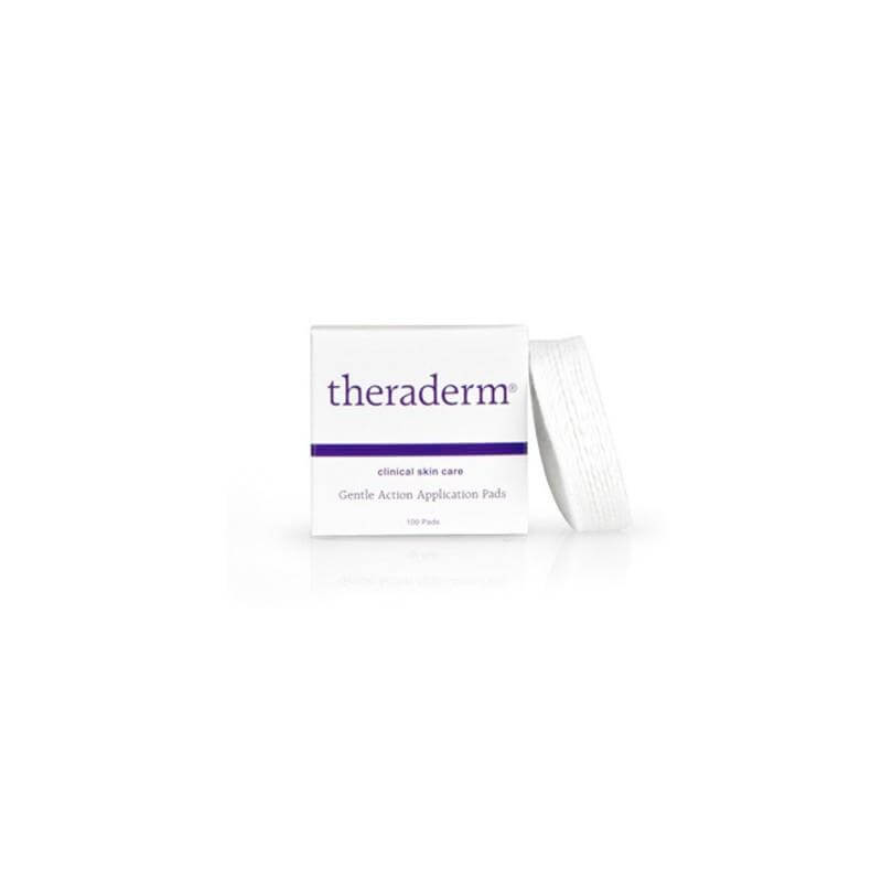 Theraderm THERADERM Gentle Application Pads 100ct | Beautology.