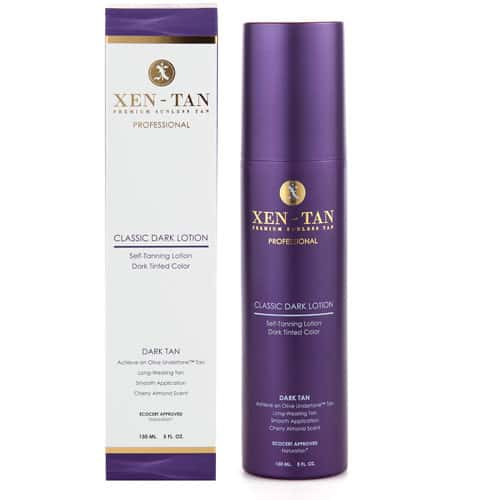 buy Xen-Tan Classic Dark Lotion at Beautology Online.